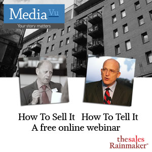 How To Sell It - How To Tell It Flyer