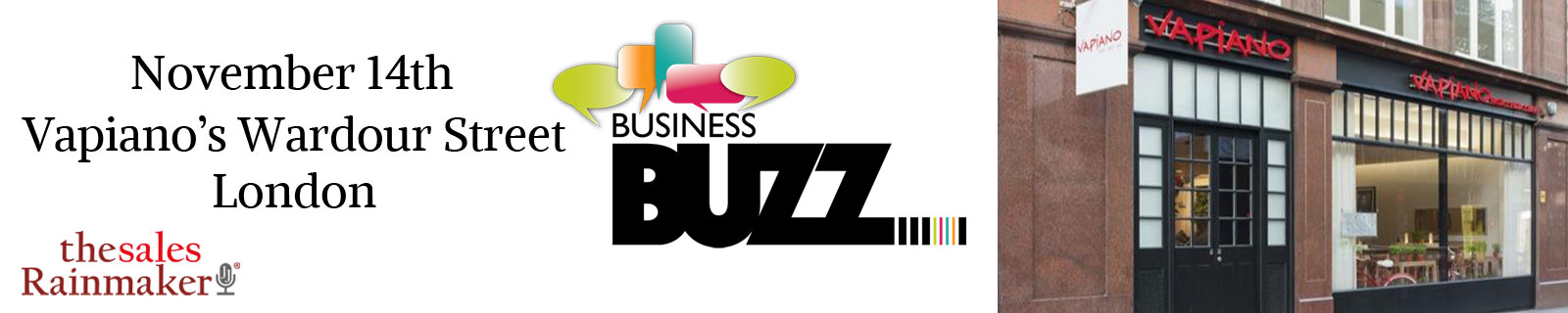 Business Buzz  Flyer Mobile