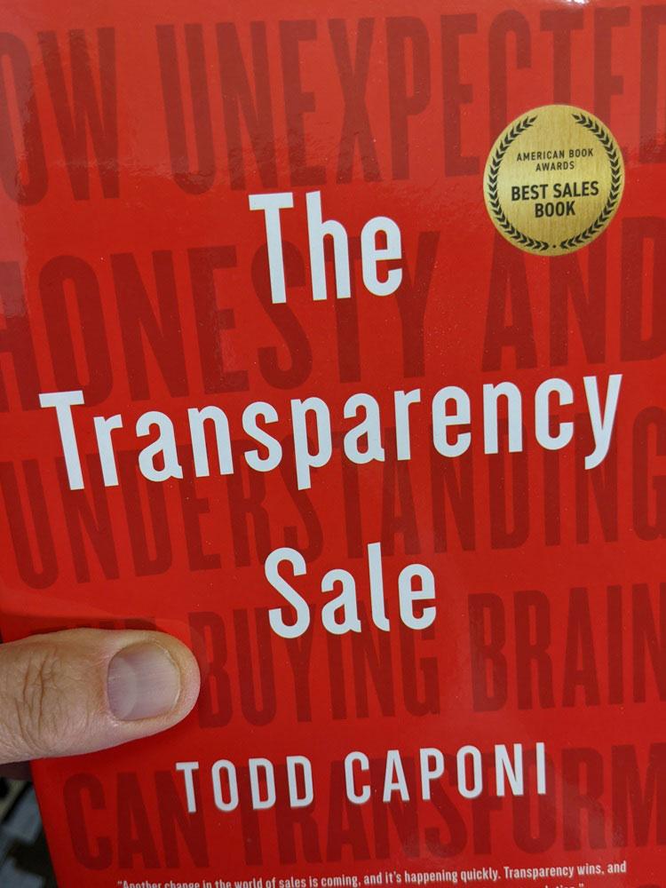 Todd Caponi Book Cover